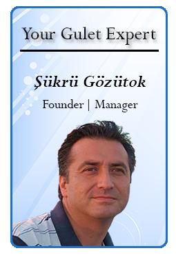 Gulet Expert - Sukru Gozutok