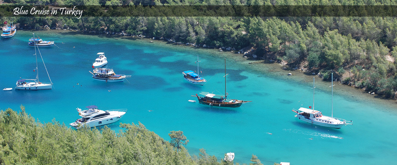 Bodex Yachting - Blue Cruise in Turkey