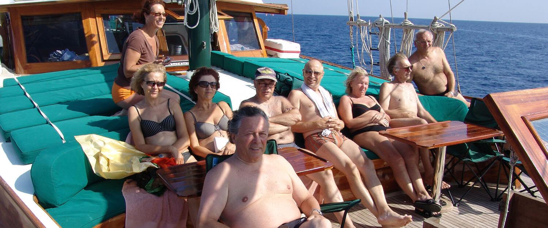 Cabin Charter Cruises