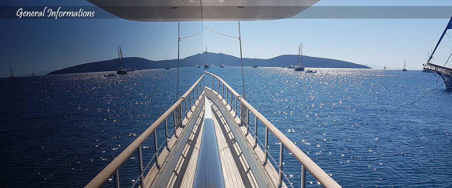Bodex Yachting - General Information