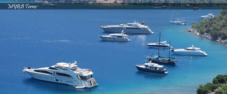 Bodex Yachting - Myba Terms