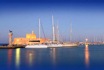 Bodex Yachting - Rhodes