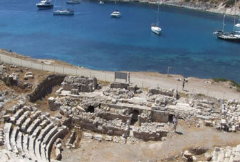 Bodex Yachting - Archaeological Cruises