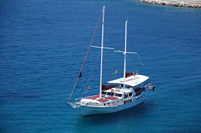 Bodex Yachting - Blue Diamond