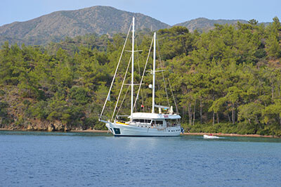Bodex Yachting - Gül Sultan